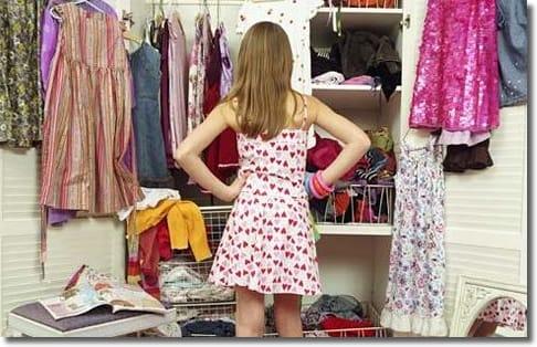 洋服の選び方で変わる