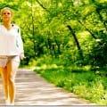 簡単お腹やせウォーキングでダイエット効果を得る歩き方