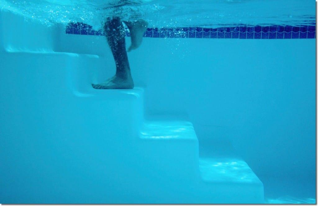 水泳ダイエットで痩せる泳ぎ方 水中ウォーキングのやり方