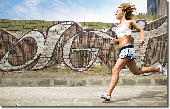 ンニングの走り方とその効果